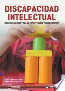 libro Discapacidad Intelectual