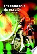 libro Entrenamiento De MaratÓn Para Principiantes