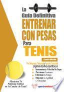 La Guía Definitiva   Entrenar Con Pesas Para Tenis