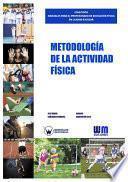 libro Metodología De La Actividad Física
