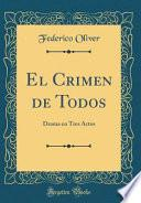 libro El Crimen De Todos