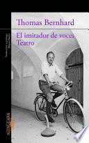 libro El Imitador De Voces Teatro