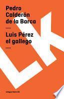 libro Luis Pérez El Gallego