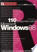 110 Preguntas Sobre Microsoft Windows 98 (faq Style)