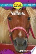 Animales (animals): Upper Emergent (nonfiction Readers)