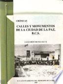 Calles Y Monumentos De La Ciudad De La Paz, B.c.s.