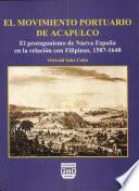 El Movimiento Portuario De Acapulco