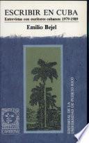 Escribir En Cuba