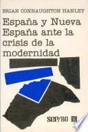 España Y Nueva España Ante La Crisis De La Modernidad