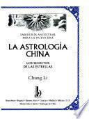 La Astrologia China