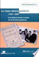 La Clase Obrera Gaditana (1949 1959)