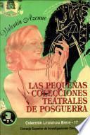 Las Pequeñas Colecciones Teatrales De Posguerra