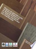 Manual De Identificación De Especies Forestales Con Manejo Certificable Por Comunidades