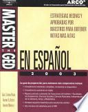Master The Ged En Espanol 2003