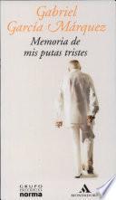 libro Memoria De Mis Putas Tristes
