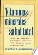 libro Prevention S Healing With Vitamins