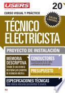 Técnico Electricista 20   Proyecto De Instalación