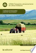 Transporte Y Almacenamiento De Cultivos Herbáceos. Agac0108