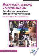 libro Aceptación, Estigma Y Discriminación