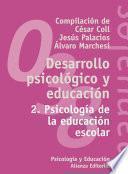 Desarrollo Psicológico Y Educación, 2