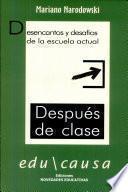 Después De Clase