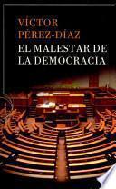 El Malestar De La Democracia