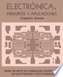 Electrónica, Principios Y Aplicaciones
