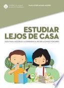 libro Estudiar Lejos De Casa
