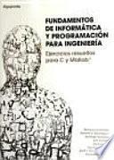 libro Fundamentos De Informatica Y Pr