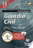 Guardia Civil. Escala De Cabos Y Guardias. Temario. Volumen 2