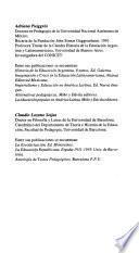 Historia De La Educación En Iberoamérica, 1945 1992: Argentina, Bolivia, Brasil, Caribe, Centro América, Cuba, Colombia, Chile, España