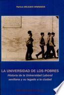 La Universidad De Los Pobres