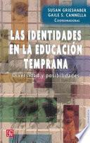 Las Identidades En La Educación Temprana