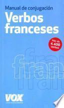libro Los Verbos Franceses Conjugados