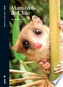 libro Mamíferos De Chile
