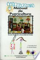 libro Manual De Puericultura