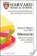 libro Memoria