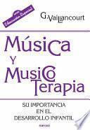 Música Y Musicoterapia