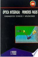 Optica Integrada,primeros Pasos