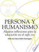 Persona Y Humanismo