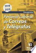 libro Personal Laboral De Correos Y Telégrafos. Psicotécnico