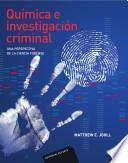 Química E Investigación Criminal