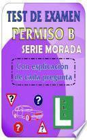 Test De Examen De Conducir Dgt Permiso B   Turismos