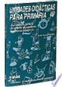 libro Unidades Didácticas Para Primaria Iv