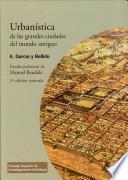 Urbanística De Las Grandes Ciudades Del Mundo Antiguo