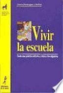 libro Vivir La Escuela