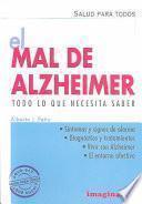 libro El Mal De Alzheimer