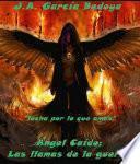 libro Ángel Caído: Las Llamas De La Guerra