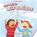 Aprendo De Mis Amigos (i Learn From My Friends)