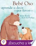 libro Bebé Oso Aprende A Decir «por Favor»